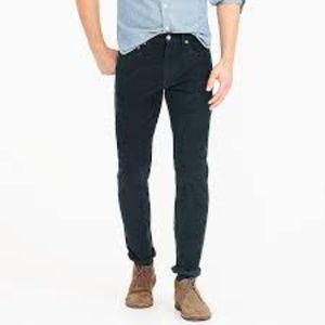 J.Crew Men's Straight Corduroy Pants
